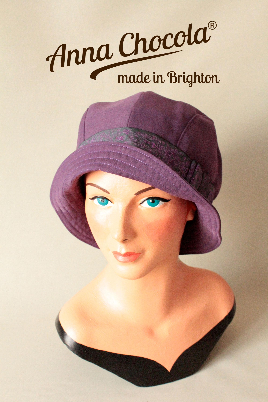 Winter Cloche Hats