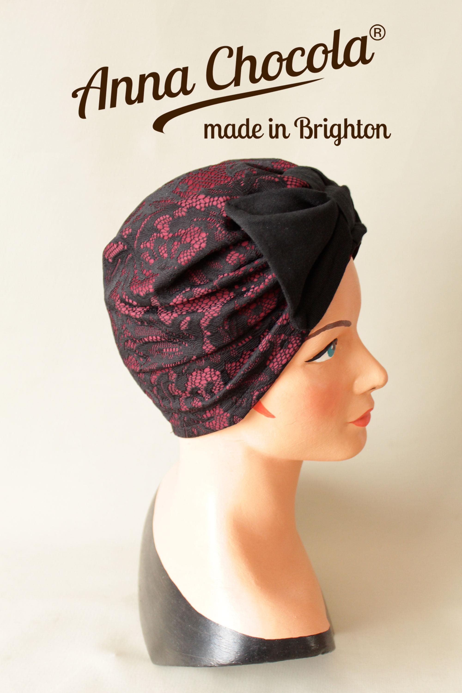 Glamorous New Turban Hats