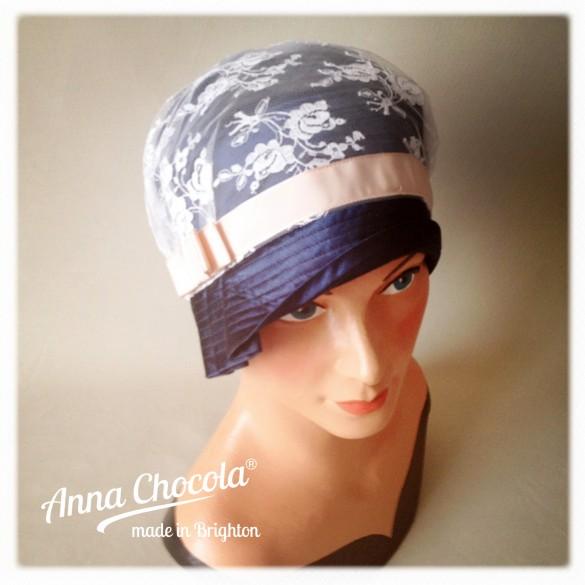 """""""Inès"""" Cloche Hat - Anna Chocola® 2013"""