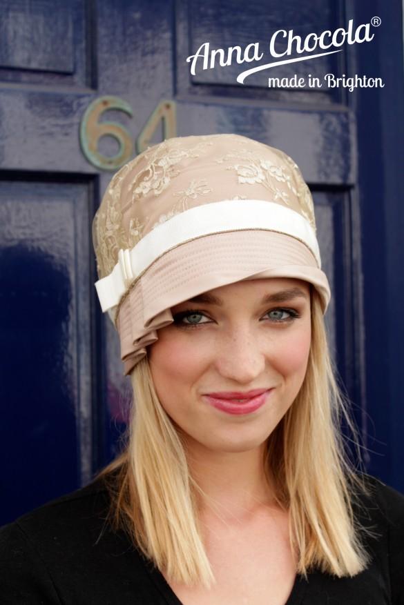 """1920s """"Inès"""" Cloche Hat - Anna Chocola® 2013"""