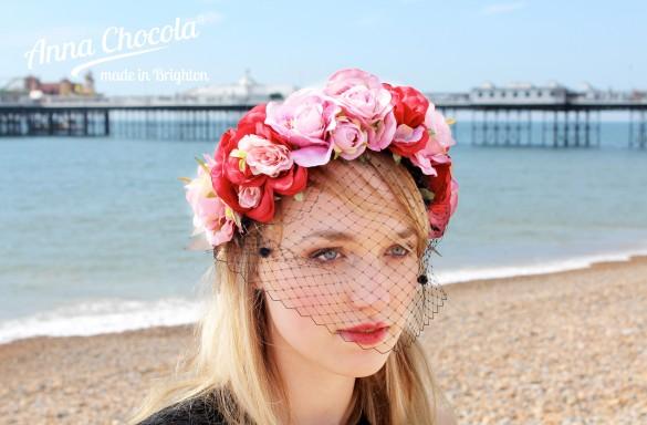 Flower Crown - Anna Chocola® 2014