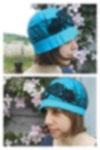 Anna Chocola® 1920s Cloche Hat